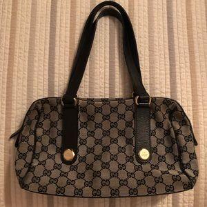 Gucci Charmy Boston Bag